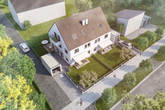 Baugrundstück für ein Quattro-Haus