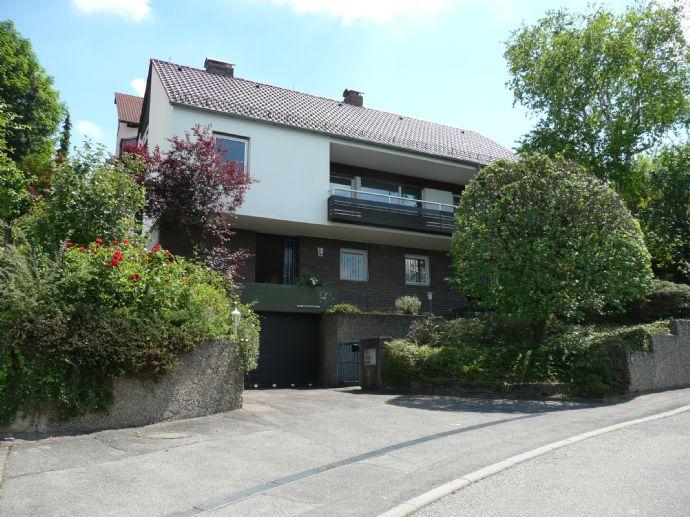Einfamilienhaus mit Garten in bester Aussichtslage von Esslingen