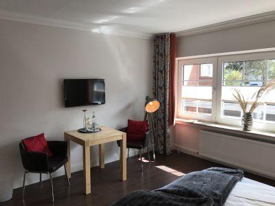 Modernes Doppelzelzimmer Nr. 5