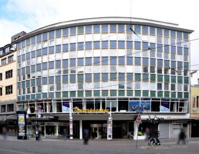 Karlsruhe Ladenlokale, Ladenflächen