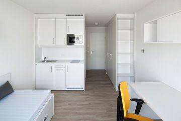 Nachmieter für 1-Zimmer-Wohnung - komplett eingerichtet - in Frankfurt am Main gesucht