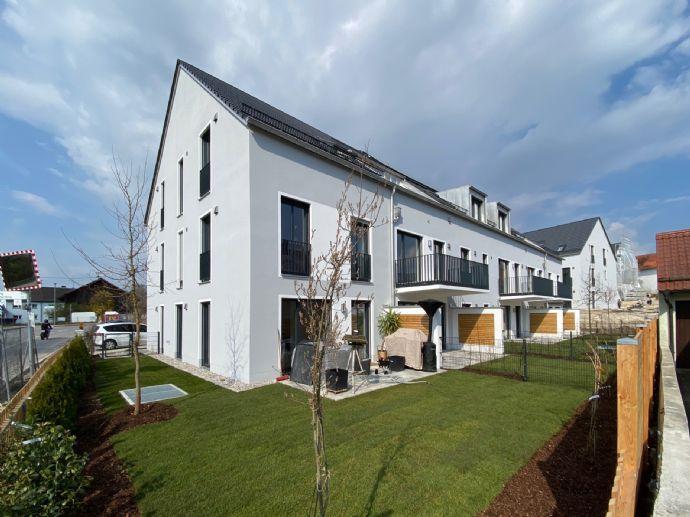 Exklusive 3-Zimmer-Dachgeschosswohnung mit Dachterrasse in Erding/Pretzen