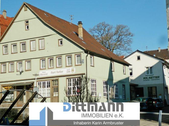 Ein Preis - Zwei Objekte und viele Möglichkeiten! Zentral in Ebingen.