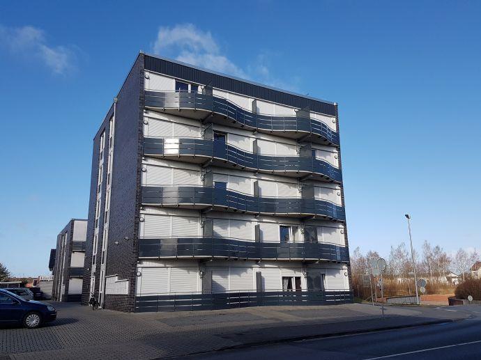 1-Zimmer-Appartement bzw. Single-Wohnung, voll möbliert, Nähe Bahnhof