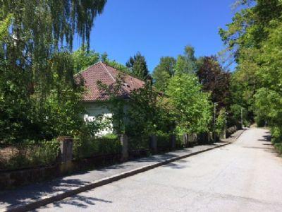 Baugrundstück in Traumlage von Deggendorf: Höhenlage am Waldrand