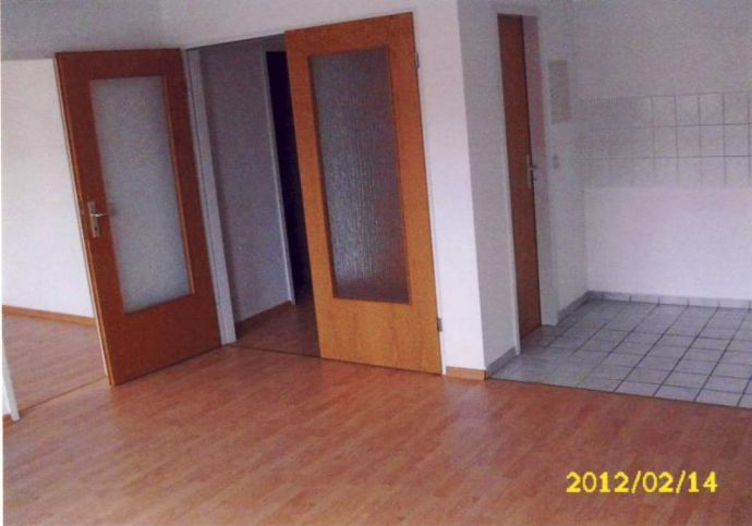 3-Raum-Wohnung -seniorengeeignet