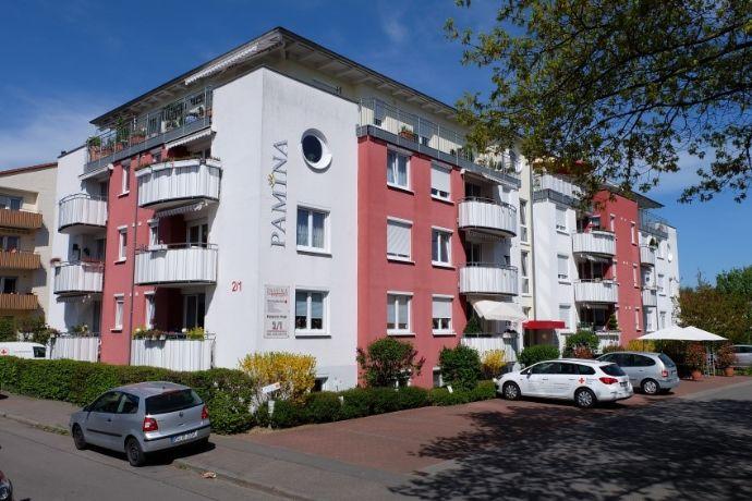 2-Zi.-SENIORENWOHNUNG in Weinheim zu vermieten