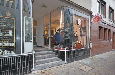 Düsseldorf Ladenlokale, Ladenflächen