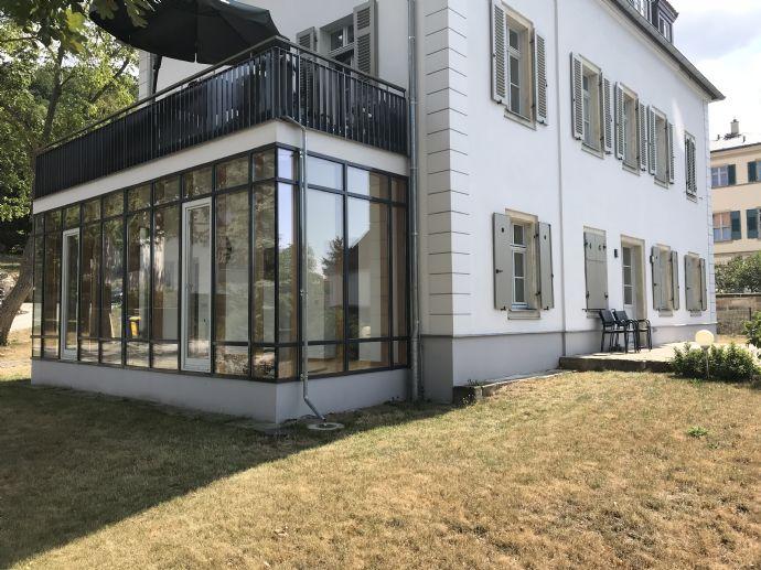 4-Zimmer WE in historischer Villa am Schloß Pillnitz