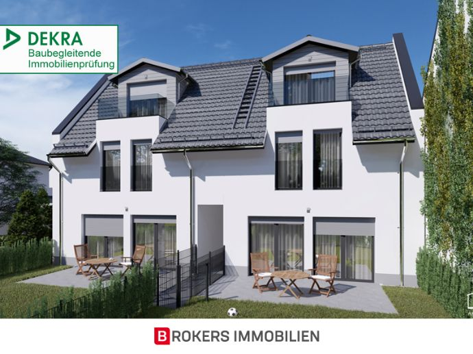 Im Unterdorf: Neubau-Doppelhaus Typ âFamilyâ