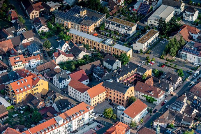 Geniale 3- Zimmer Loftwohnung über den Dächern von Herbolzheim
