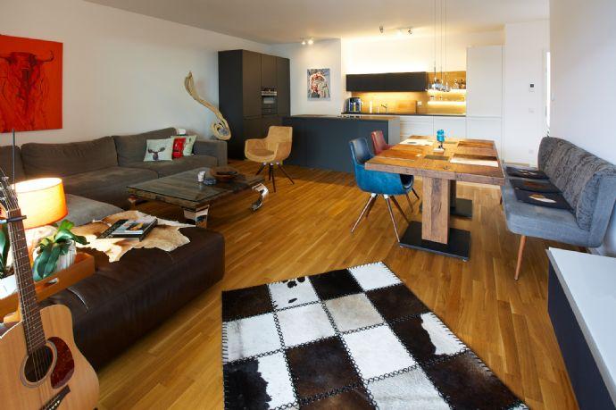 Penthouse der Extraklasse - exklusiv möbliert
