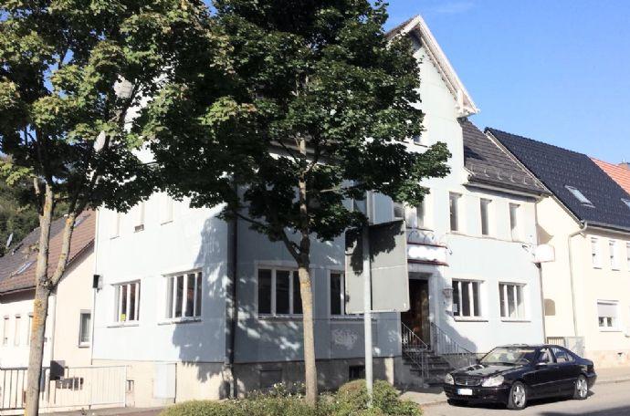 Wohn- und Geschäftshaus in Albstadt-Tailfingen (optional mit Übernachtungsbetrieb -siehe Beschreibung)