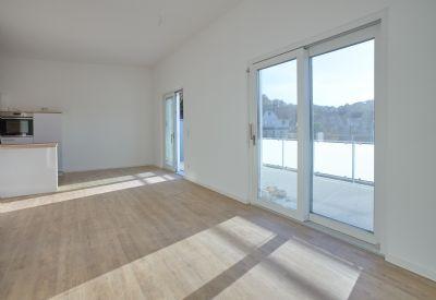 Penthouse mit grosser Dachterrasse, ruhig und exklusiv!