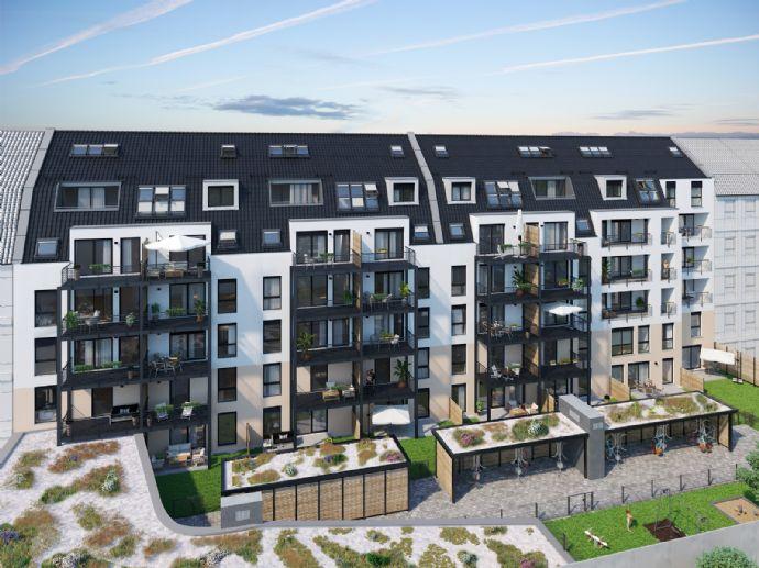 2-Zimmer Wohnung mit Balkon in Fürth