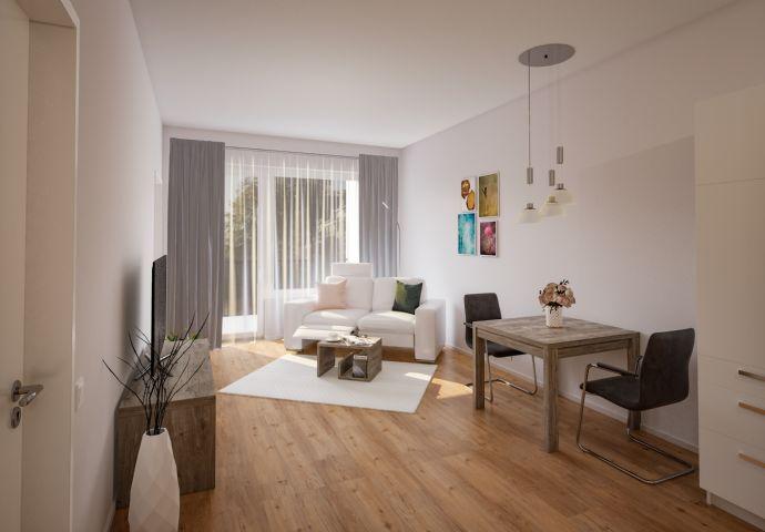 BETREUTES WOHNEN -- Neubau 2-Zimmer-Wohnung
