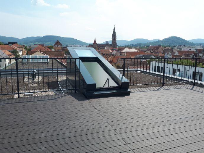 Neue Penthouse-Wohnung  mit Panoramablick