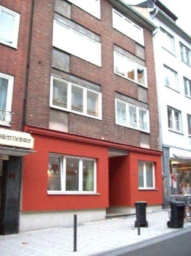 Geräumige 3-Zimmer-Wohnung / City-und Bahnhofsnähe
