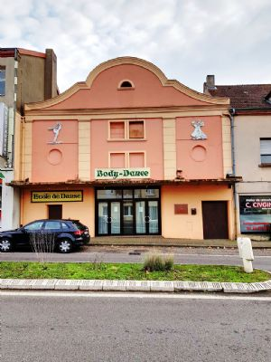 Stiring-Wendel Ladenlokale, Ladenflächen