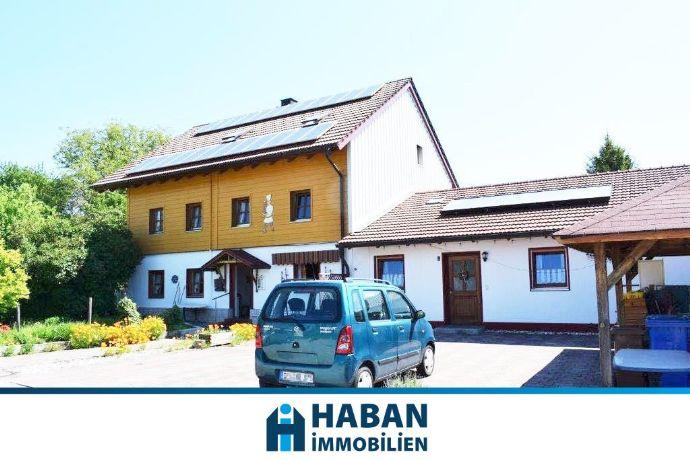 Großes Wohnhaus - Mehr-Generationen-Haus nähe Osterhofen