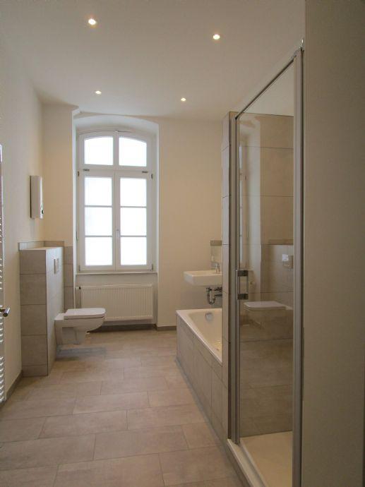Erstbezug nach Kernsanierung - 2-Zimmer-Wohnung im 1. Stock in Soest zu vermieten