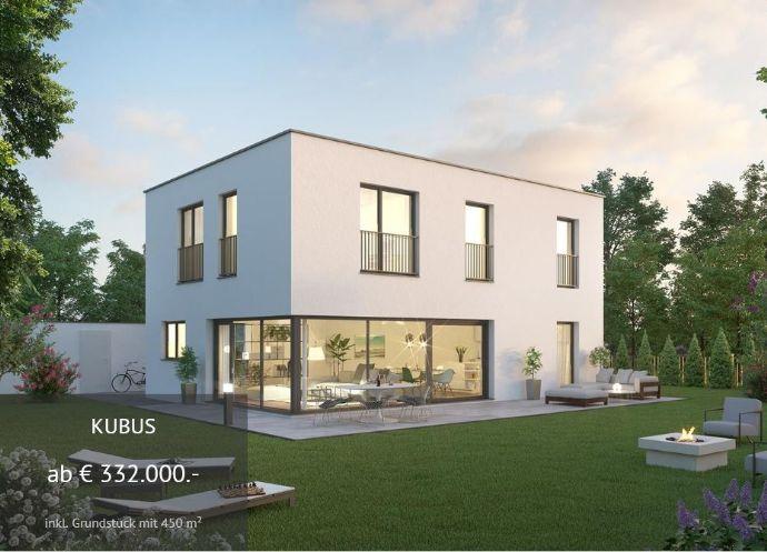 Einfamilienhaus inkl Grundstück Kubus - Edition