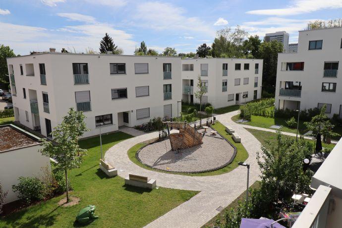 Sonnige 3-Zimmer-Wohnung in München-Bogenhausen zur Eigennutzung oder als Kapitalanlage! Erstbezug!