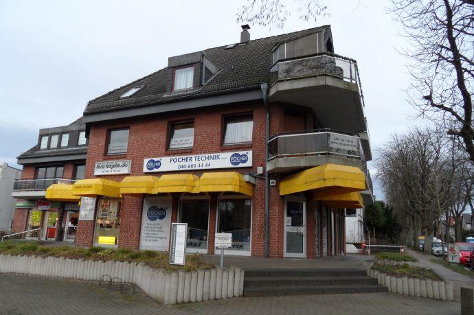 Wohnen in zentraler Lage mit Balkon und Tiefgarage