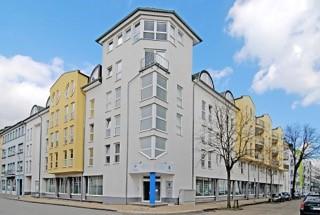 Die Citywohnlage: Wohnung im Neubau
