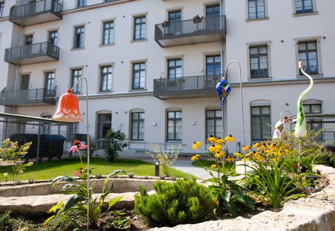 Seniorengerechtes Wohnen mit Service in Dresden Äußere Neustadt I inkl. NK und Hzg.