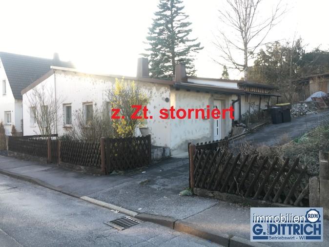 Kleine Doppelhaushälfte, als Alternative zu einer Eigentumswohnung.
