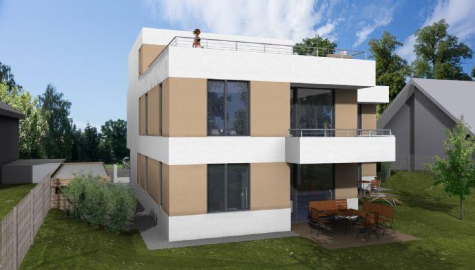 3-Zimmer-Maisonettewohnung mit Balkon und Dachterrasse