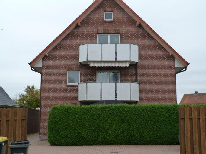 Gut geschnittene Wohnung mit Balkon in EPE
