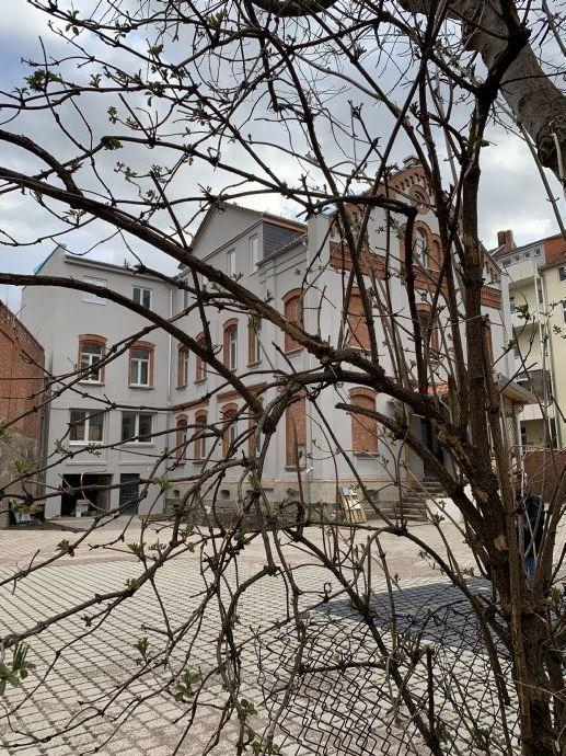 Top- sanierte Penthouse- Dachgeschoßwohnung  ****sehr ruhige Lage mitten in Erfurt
