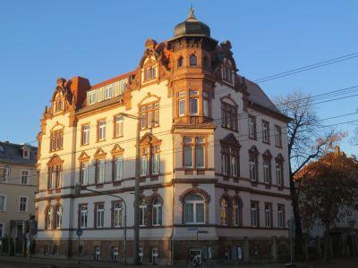 Schöne Wohnung in Gründerzeithaus - Stadtteil Eutritzsch