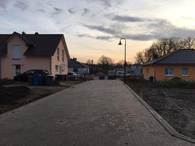 """Baugebiet """"Kanzlerstraße"""" in Bernburg, nur noch wenige Grundstücke verfügbar"""