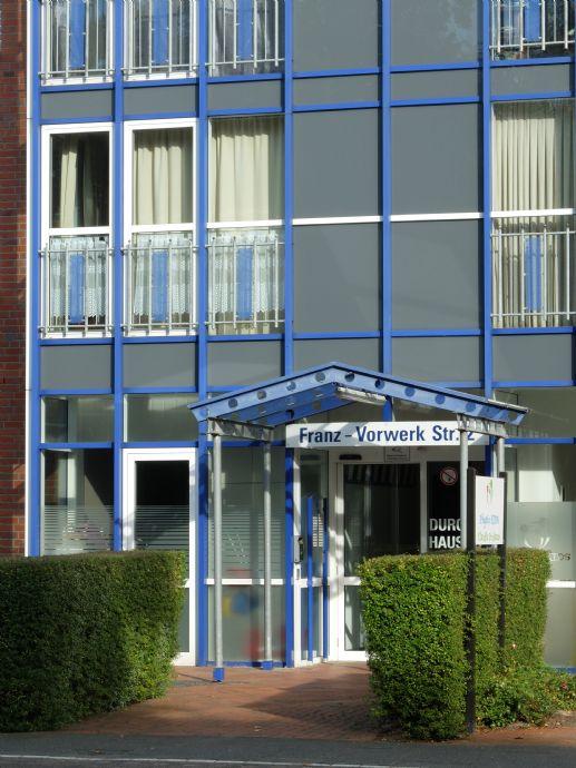 Seniorengerechte Erdgeschosswohnung mit Terrasse in Vechta