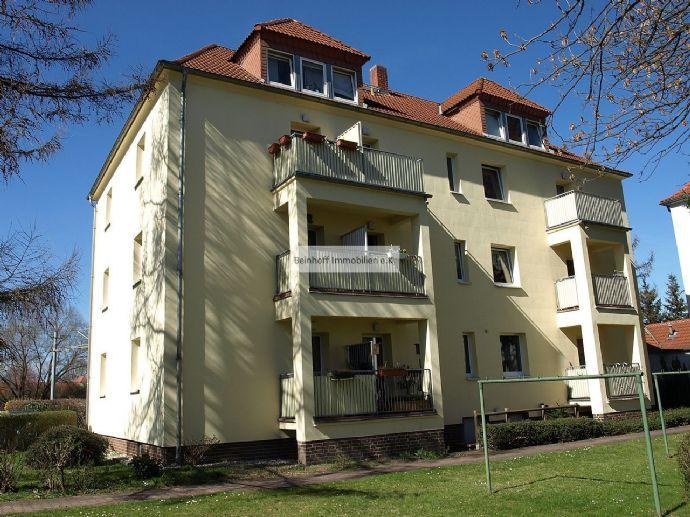 Aparte Eigentumswohnung mit ansprechendem Grundriss und kleinem Balkon!