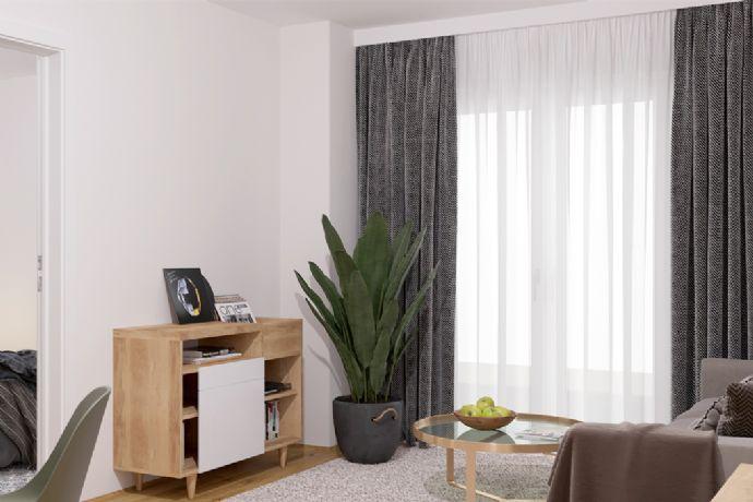 Einziehen und wohlfühlen: 2-Zimmer Eigentumswohnung in Geesthacht