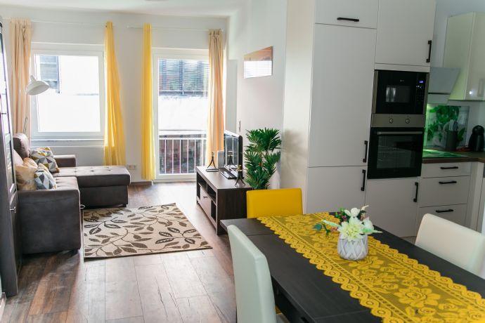 Direkt am Rhein und Dom, und mitten drin in der City - Voll möbiliertes Top Apartment Nähe Dom und Rhein