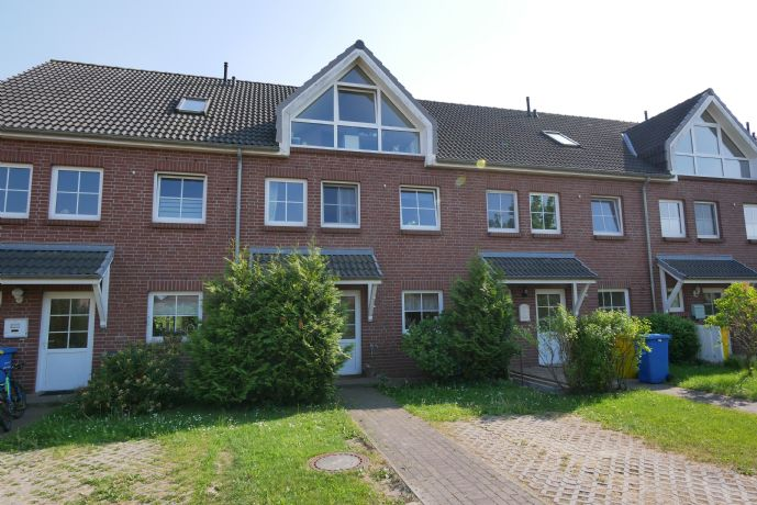 Courtagefreier Verkauf aus dem eigenen Bestand - Gut vermietete Reihenhäuser in Admannsh.-Bargeshagen als Anlage zu verkaufen