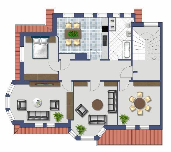 Attraktive 4-Raum-Wohnung in Gotha-West