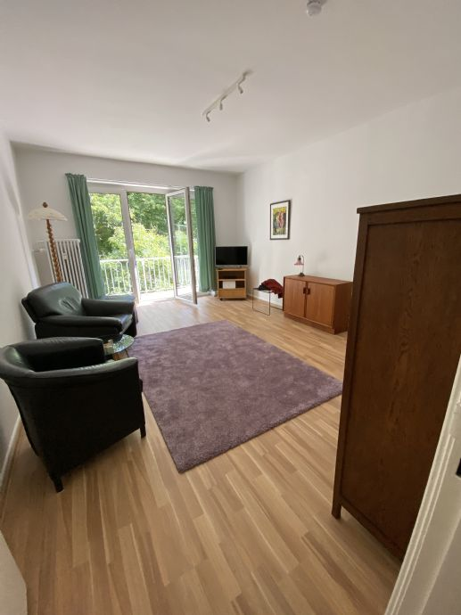 Möblierte 2 Zimmer-Wohnung in Top Lage