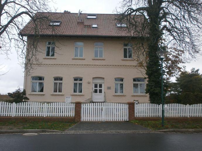 3-Familienhaus in Wörlitz ( Gartenreich) !