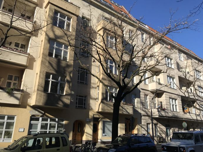 Bezugsfreie 2-Zimmer Wohnung in Charlottenburger Top Lage