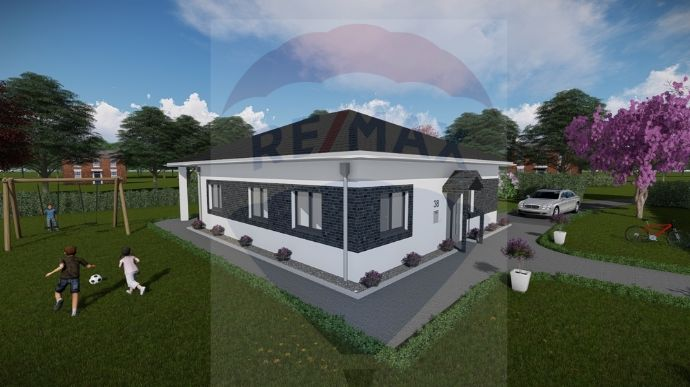stilvoller Bungalow mit großem Garten als Eigenheim!