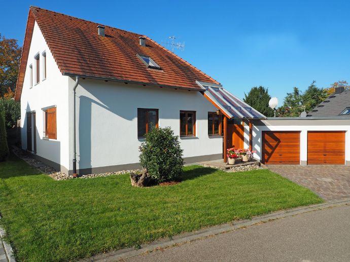 Das perfekte Familienhaus nahe Lörrach (4km)