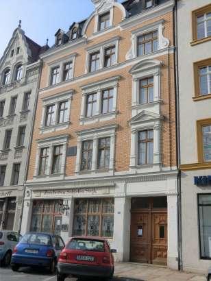 2 Raumwohnung im 1.OG im Stadtzentrum von Görlitz
