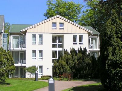Strand Park Heringsdorf - Wohnung 3.13