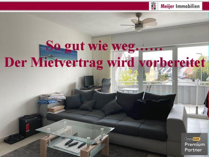 Moderne 2 Zimmer-Wohnung in Neu-Isenburg / Buchenbusch